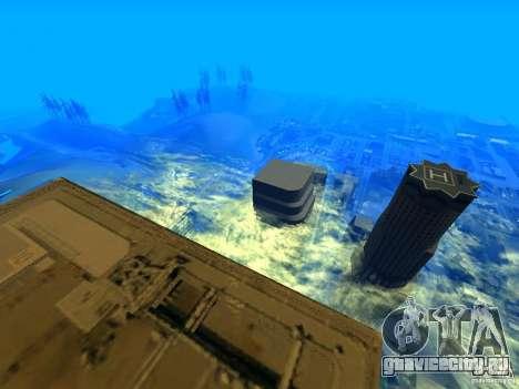 Расширение угла обзора камеры V2 для GTA San Andreas третий скриншот