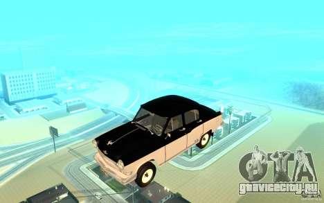 Чёрная молния для GTA San Andreas восьмой скриншот