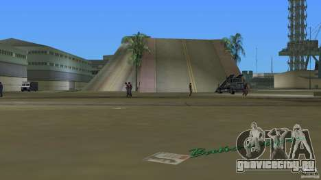 Stunt Dock V1.0 для GTA Vice City второй скриншот