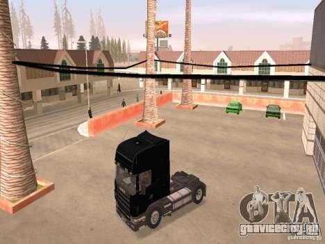 Scania 124L 420 для GTA San Andreas
