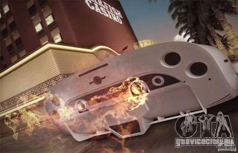 Spyker C8 Aileron для GTA San Andreas салон