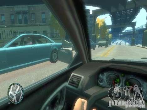 Вид из авто для GTA 4 пятый скриншот