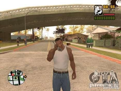 Call the Police для GTA San Andreas второй скриншот