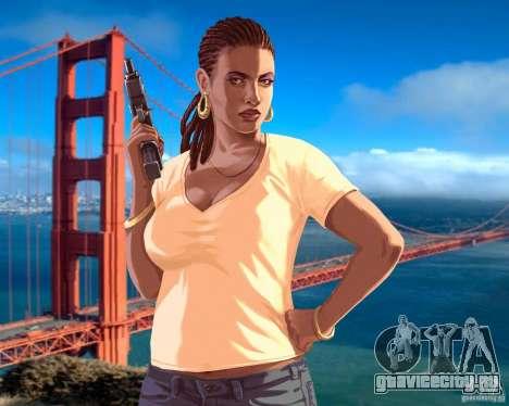 Загрузочные экраны Сан Франциско для GTA 4 седьмой скриншот