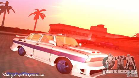 АЗЛК 2140 для GTA Vice City