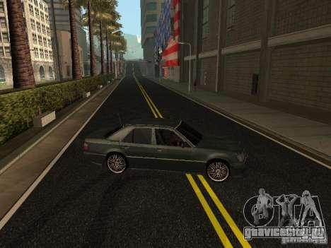 Новые дороги в Los Santos для GTA San Andreas шестой скриншот