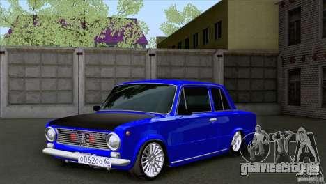ВАЗ 2101 Coupe Loui для GTA San Andreas