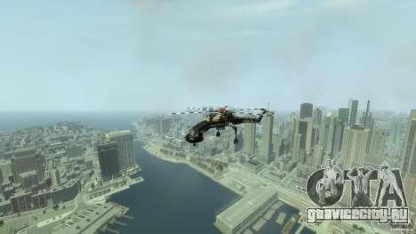 Liberty Sky-lift для GTA 4 вид изнутри