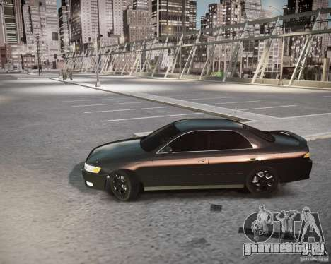 Toyota Mark II Tourer V для GTA 4