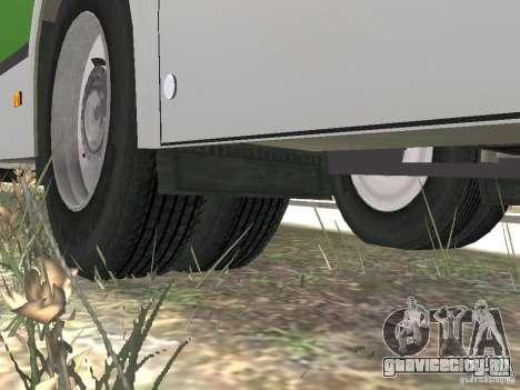 ЛиАЗ 5256.25 для GTA 4 вид сбоку