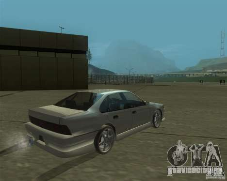 Nissan Cefiro A31 (D1GP) для GTA San Andreas вид слева