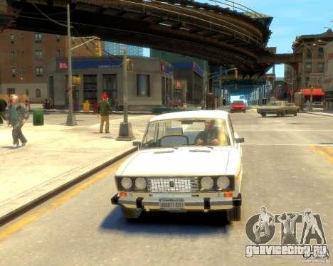 ВАЗ-2106 для GTA 4