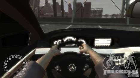 Mercedes-Benz S350 VIP для GTA 4 вид сбоку