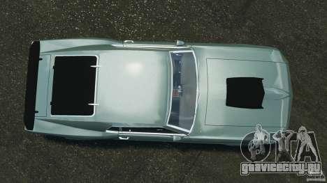 Ford Mustang Boss 429 для GTA 4 вид справа