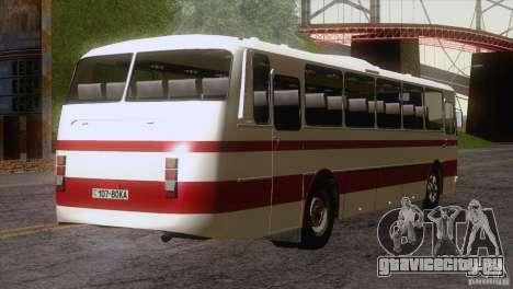 ЛАЗ 699Р 93-98 Скин 1 для GTA San Andreas вид сзади
