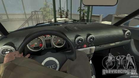 Audi TT 1.8 (8N) для GTA 4 вид справа