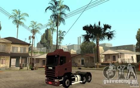 Scania 124 R480 6x4 Truck 1 для GTA San Andreas