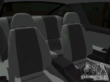 Nissan 200SX для GTA Vice City вид изнутри