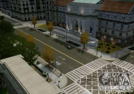 HD Roads для GTA 4 второй скриншот