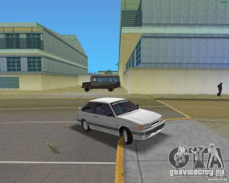Lada Samara 3doors для GTA Vice City