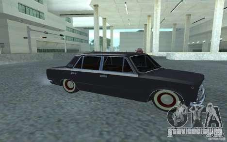 ВАЗ-2101 Retro Style для GTA San Andreas вид справа