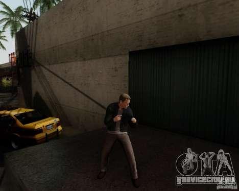 Daniel Craig для GTA San Andreas второй скриншот