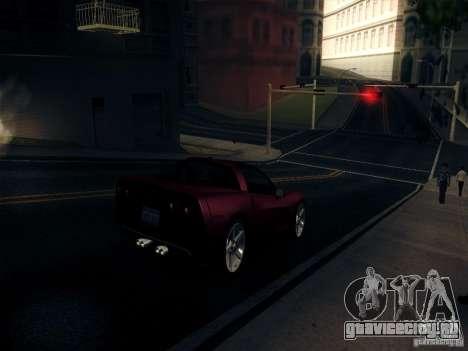 ENBSeries by muSHa для GTA San Andreas восьмой скриншот