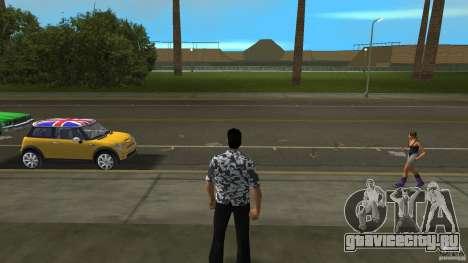 Hawaii Hemd для GTA Vice City второй скриншот