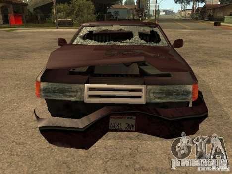 Реалистичные повреждения для GTA San Andreas восьмой скриншот