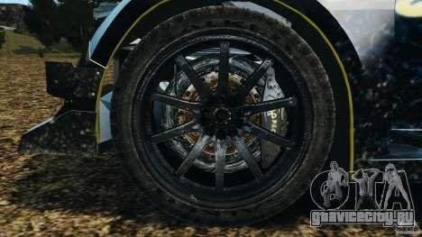 Colin McRae Hella Rallycross для GTA 4 вид сзади