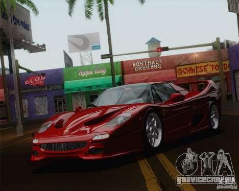 Optix ENBSeries для мощных ПК для GTA San Andreas третий скриншот
