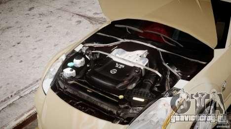 Nissan 350Z Veilside Tuning для GTA 4 вид сбоку