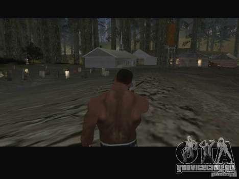 Scary Town Killers для GTA San Andreas четвёртый скриншот