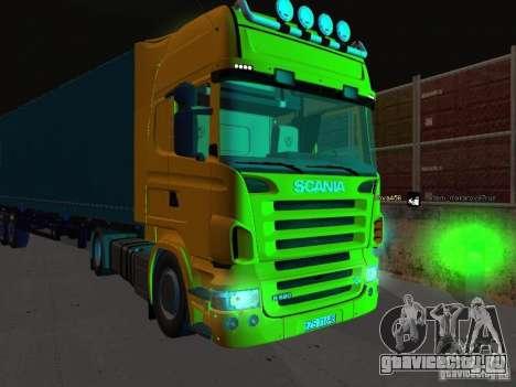 Scania R620 для GTA San Andreas