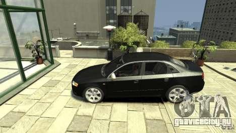 Audi S4 Quattro для GTA 4 вид слева