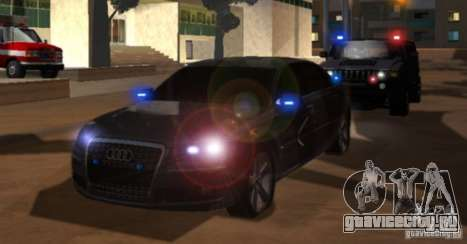 СГУ и ELM для GTA San Andreas третий скриншот