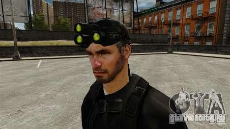 Сэм Фишер v2 для GTA 4 четвёртый скриншот