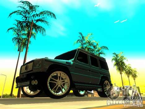 Mercedes-Benz G500 ART для GTA San Andreas