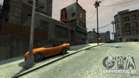 The real Poster Mod для GTA 4 третий скриншот