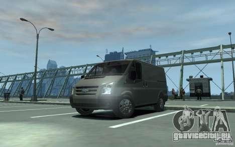 Ford Transit 2011 для GTA 4