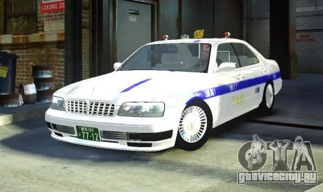 Nissan Cedric Y33 Privately Taxi для GTA 4