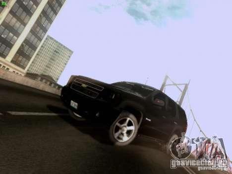 Chevrolet Tahoe 2009 Unmarked для GTA San Andreas