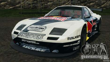 Mazda RX-7 Mad Mike для GTA 4