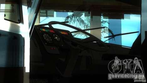 Зил 5417 SuperZil для GTA San Andreas вид сзади