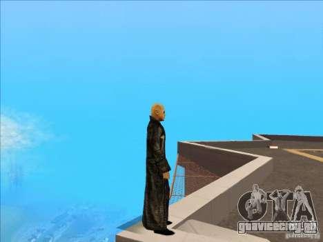 Matrix Skin Pack для GTA San Andreas шестой скриншот