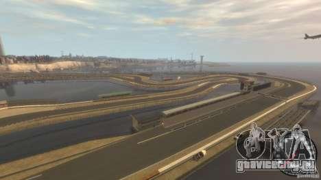 Гоночная Трасса для GTA 4 третий скриншот