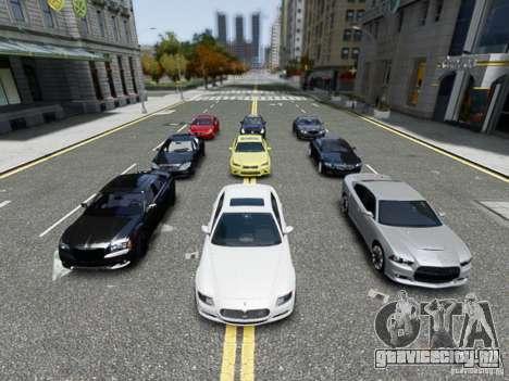 Real Car Pack 2013 Final Version для GTA 4 третий скриншот
