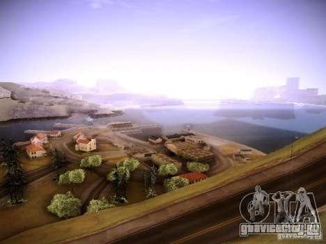 New ENBSeries для GTA San Andreas второй скриншот