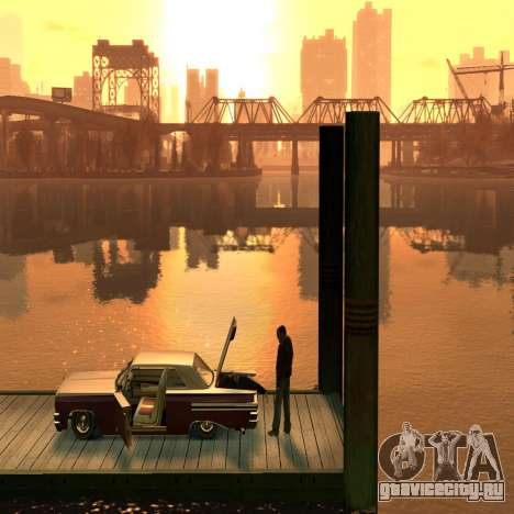 Новые загрузочные экраны для GTA 4