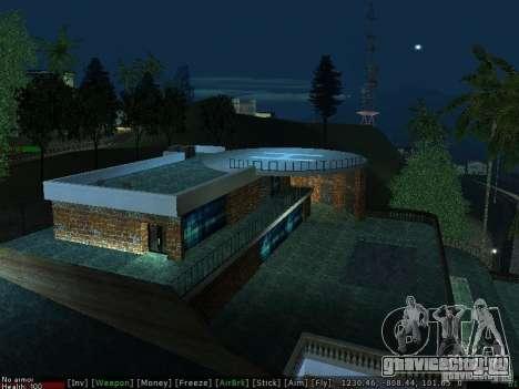 Новая вилла Мед-Догга для GTA San Andreas шестой скриншот